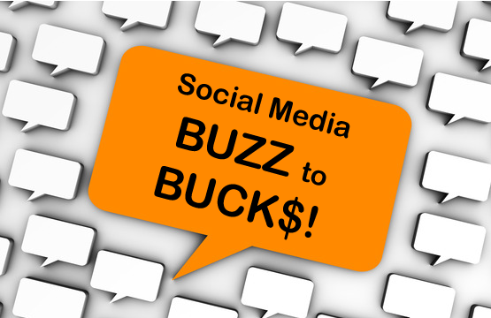 social media buzz to business bucks