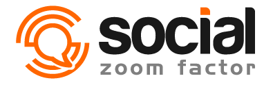 Social Zoom Factor Social Media Digital Marketing Branding Podcast