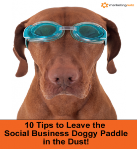 Leave the Social Business Doggy Paddle in the Dust in 2015!