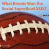 Social Super Bowl Brand Winners