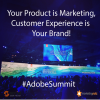 adobe summit 2015 customer experience is your brand