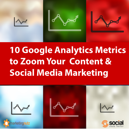 google analytics 10 metrics you can't ignore