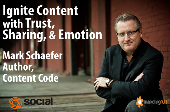 Mark Schaefer Content Code