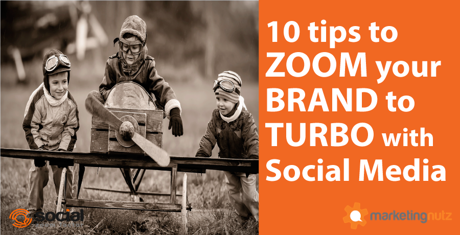 social media branding tips zoom turbo