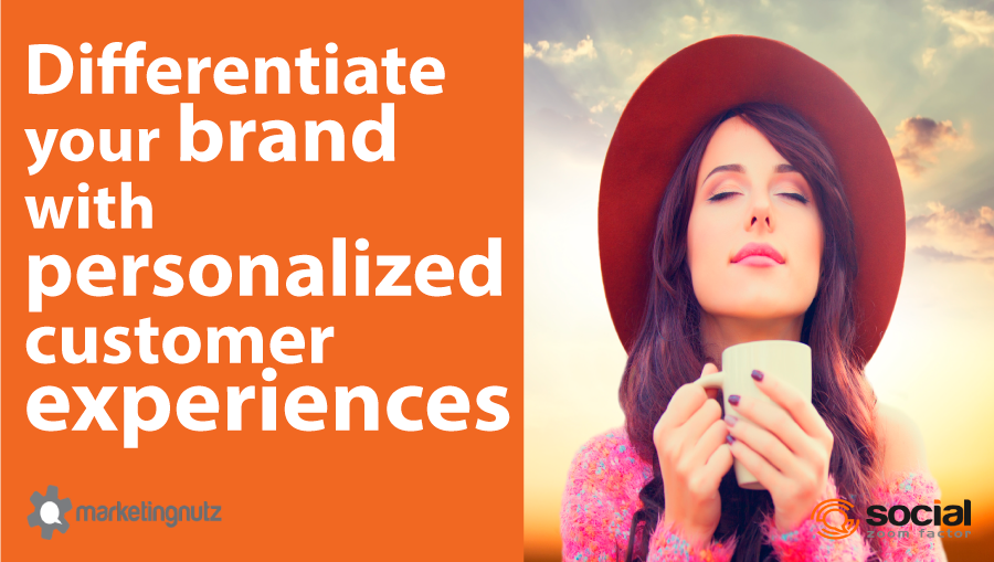 designing personal brand experiences