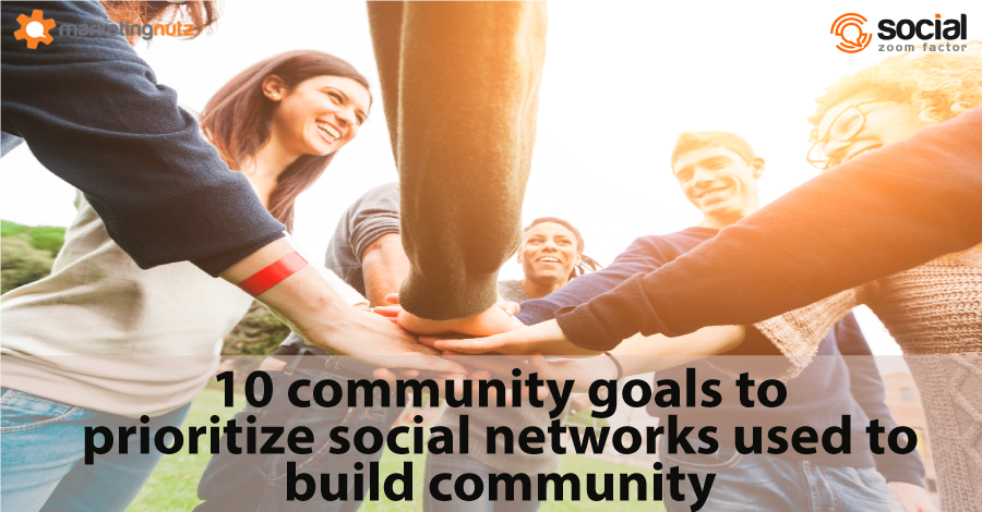 10 community goals to