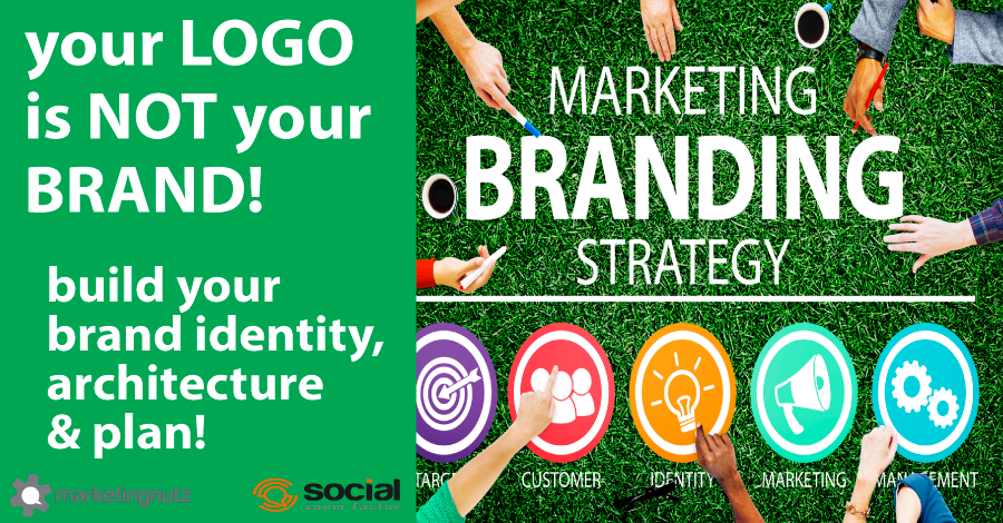 marketing branding strategy in a nutshell your logo is not your brand