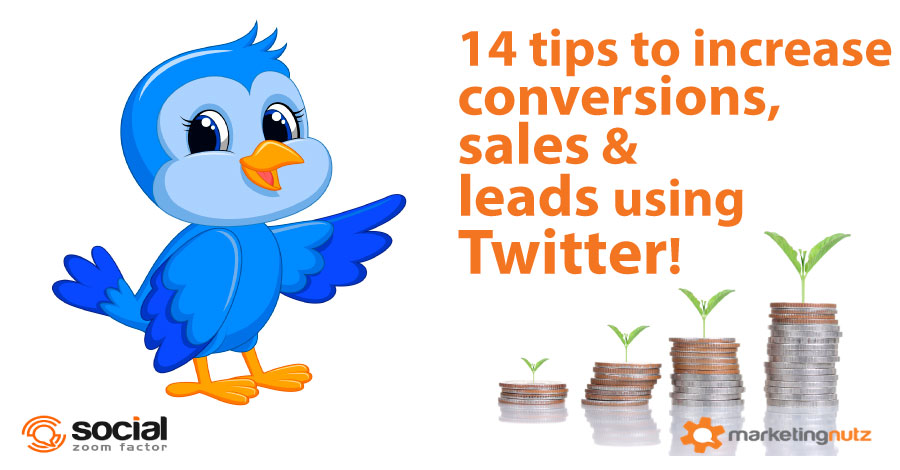 increase twitter sales and leads