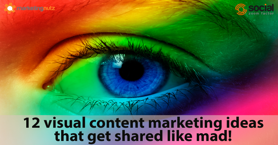 visual content marketing ideas social media strategy