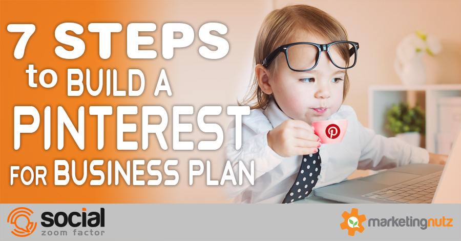 how to develop a pinterest for business plan
