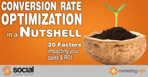 Conversion Rate Optimization – 20 Factors to Improve Your Sales and ROI
