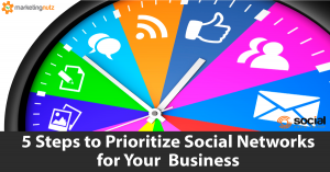 How to Prioritize Social Networks for Your Business