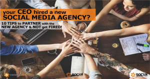 How to Partner with the Social Media Agency Your CEO Just Hired (and not get fired)