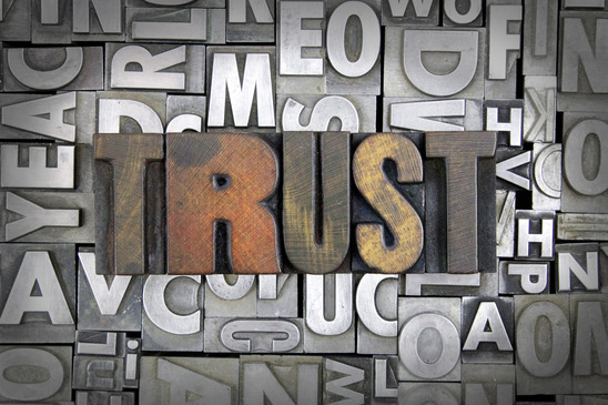 social business trust factor