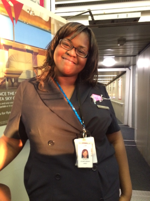 delta airlines case study talisha smile