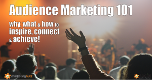 Audience First Marketing in a Nutshell