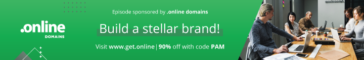 Customized Branded Domain Get.Online